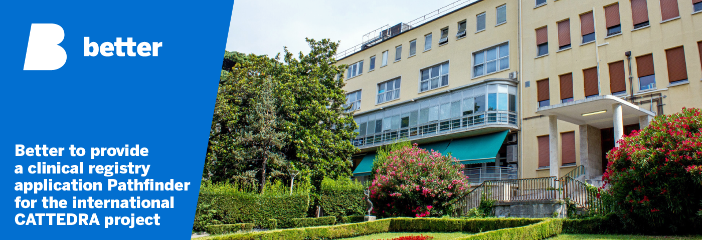 Italian Children's hospital IRCCS Burlo Garofolo in Trieste